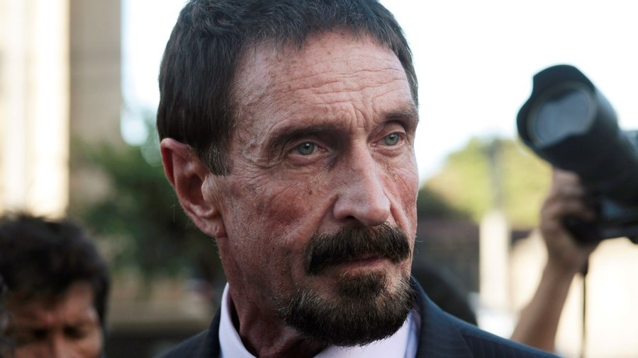 McAfee: Half the world will be using cryptocurrencies in 5 years