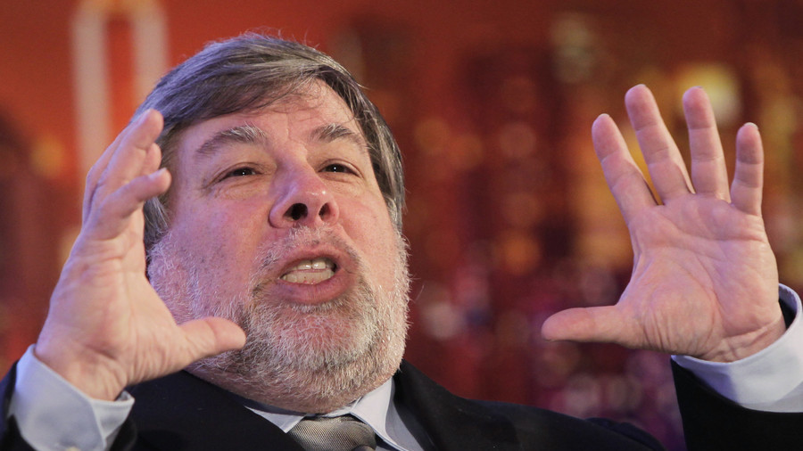 Apple founder Steve Wozniak hopes bitcoin will become a single global currency