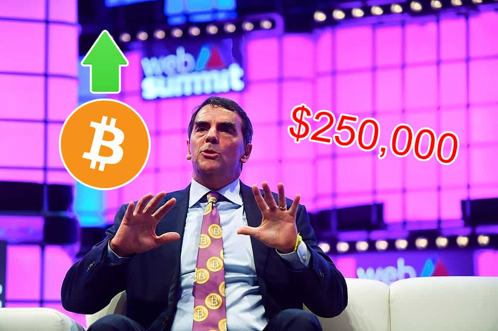 "Crypto Billionaire: ""$250,000 per Bitcoin in 2023"""