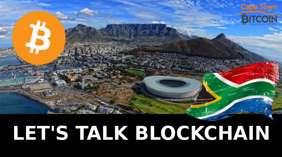 Cape Town Cryptocurrency Enthusiasts Meet to Discuss Blockchain Technology