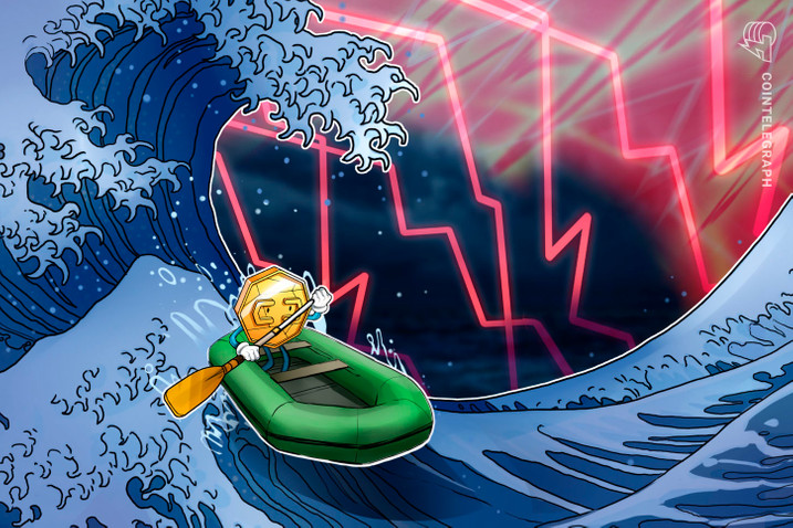 Crypto bounce sees Waves, Internet Computer gain 80%–110% on rebound